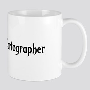 Amazonian Cartographer Mug