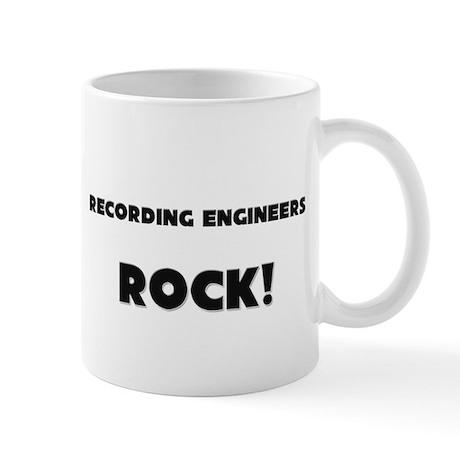 Recording Engineers ROCK Mug