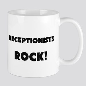 Receptionists ROCK Mug