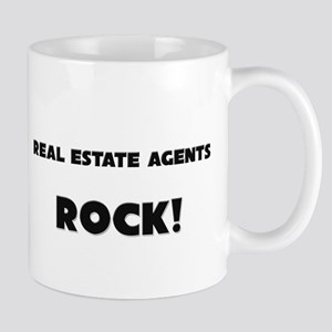 Real Estate Agents ROCK Mug