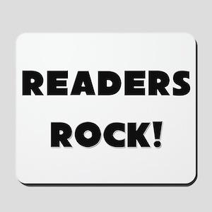 Readers ROCK Mousepad