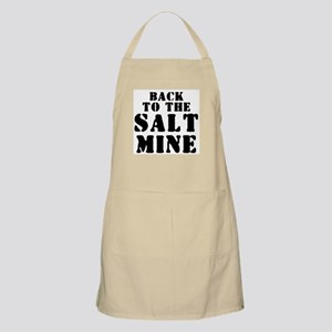 BACK TO THE SALT MINE 2 Light Apron