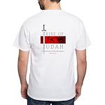 Tribe of Judah T-Shirt (White)