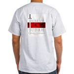 Tribe of Judah T-Shirt (Grey)