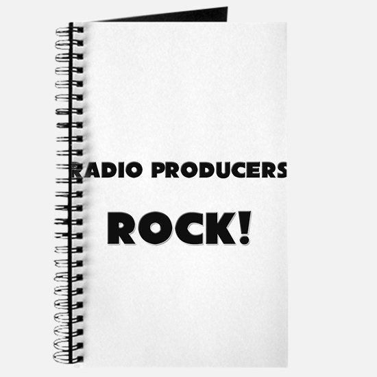 Radio Producers ROCK Journal