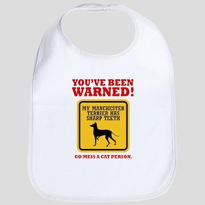 Manchester Terrier Bib