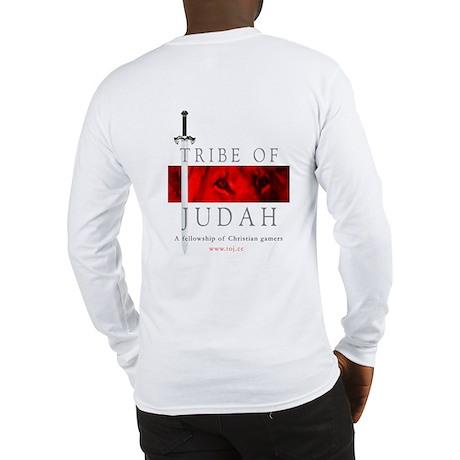 Tribe of Judah Long Sleeve T-Shirt