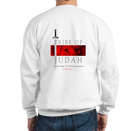 Tribe of Judah Sweatshirt