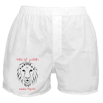 Tribe of Judah Boxer Shorts