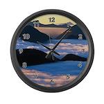 Scenic Large Wall Clock