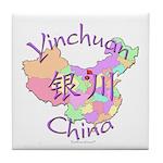 Yinchuan China Tile Coaster