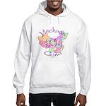 Yinchuan China Hooded Sweatshirt