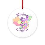 Xining China Ornament (Round)