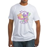 Xining China Fitted T-Shirt