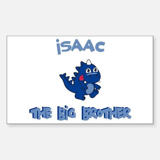 Isaac - Dino Big Brother Rectangle Decal