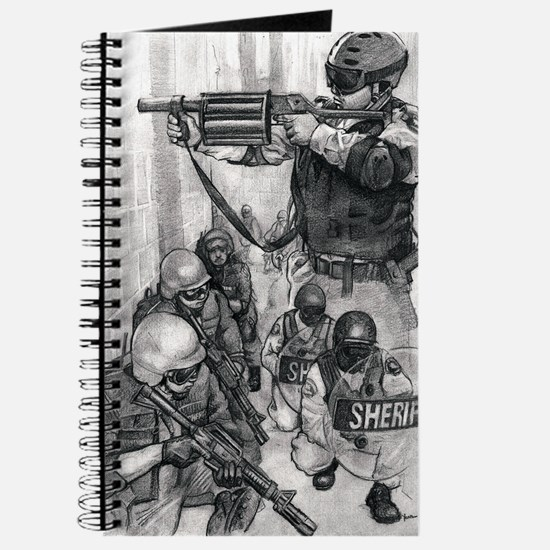 Corrections CERT, 37 mm and SWAT Journal