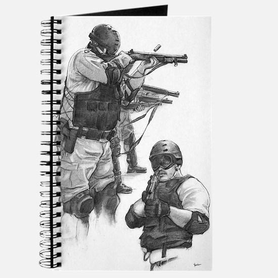 Corrections Cert Shot Gun Journal