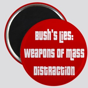 Weapons of Mass Distraction Magnet