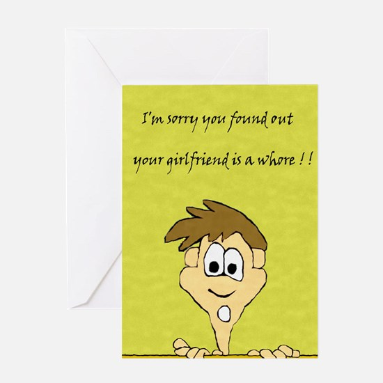 Funny Card for Break-ups