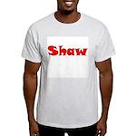 Shaw Ash Grey T-Shirt