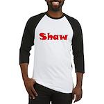 Shaw Baseball Jersey
