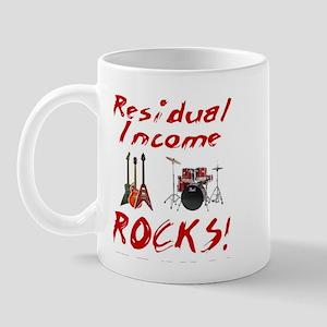 Residual Income Rocks! Mug