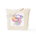 Tongchuan China Tote Bag