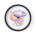 Tongchuan China Wall Clock