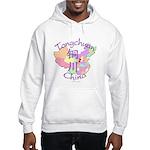 Tongchuan China Hooded Sweatshirt
