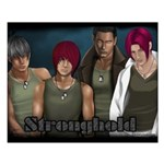 Stronghold small Poster