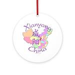Xianyang China Ornament (Round)