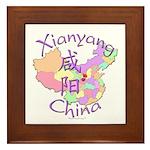 Xianyang China Framed Tile
