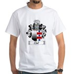 Eboli Family Crest White T-Shirt