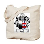 Eboli Family Crest Tote Bag