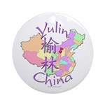 Yulin China Ornament (Round)