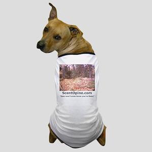 scentOpine ghost deer Dog T-Shirt
