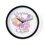 Yuyang China Wall Clock