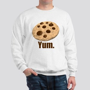 Yum. Cookie Sweatshirt