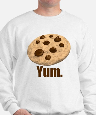 Yum. Cookie Sweatshirt