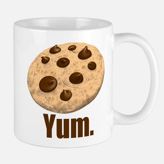Yum. Cookie Mug