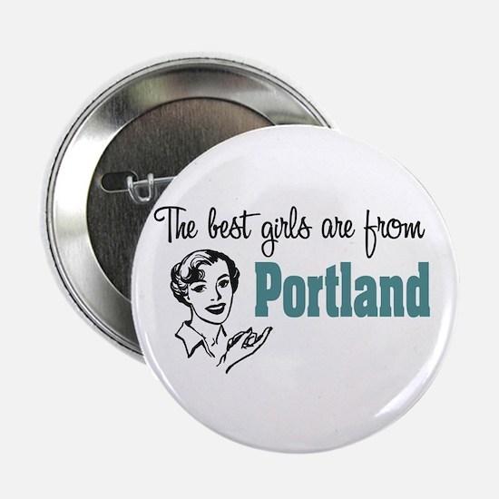 Best Girls Portland Button