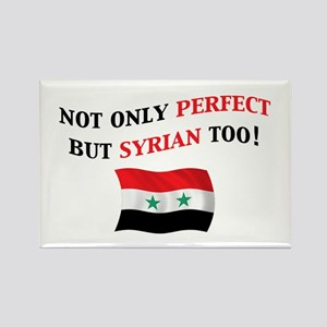 Perfect Syrian Rectangle Magnet