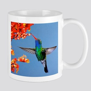 Hummingbird02nNRc2 Mugs