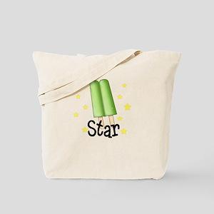 Funny Pop Star Tote Bag