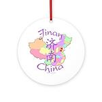 Jinan China Ornament (Round)
