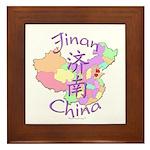 Jinan China Framed Tile