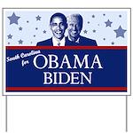 South Carolina for Obama Yard Sign