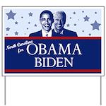 North Carolina for Obama Yard Sign