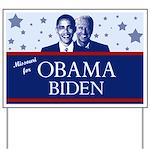 Missouri for Obama Yard Sign