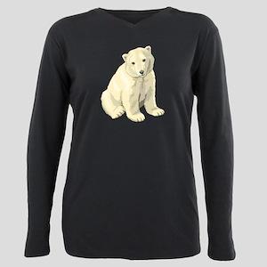 Cute White Polar Bear T-Shirt